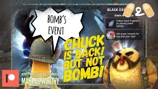 Angry Birds Evolution Bomb And Angromedom No Way Back Event Unofficial Story