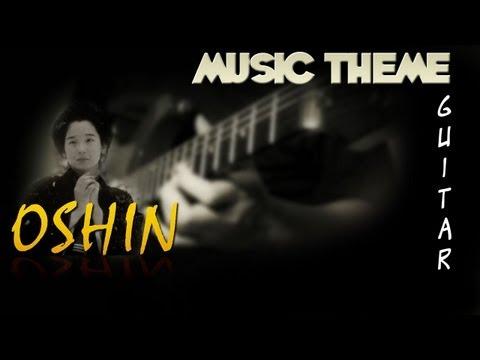 Koichi Sakata - OSHIN (2nd Music Cover - Guitars) (MrDyzzoink)