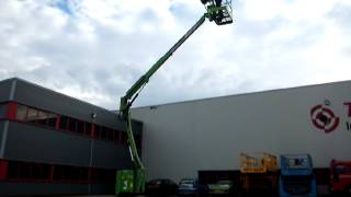 HAULOTTE HA12I ELECTRIC BOOM LIFT(, 2012-10-08T17:12:00.000Z)