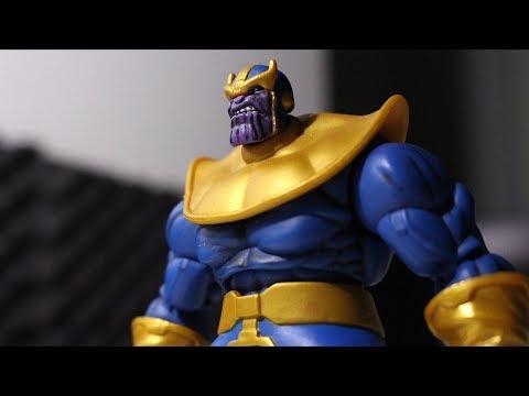 Avengers: Infinity War - Prelude (Stop Motion Film)