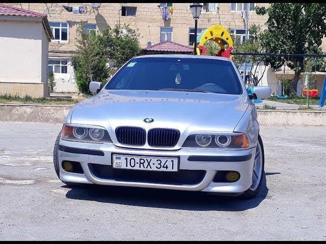 BMW e39  535i v8 245 л.с (без комментарий)
