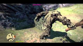 Dragon's Dogma Gameplay - Assassin Vs Cyclops