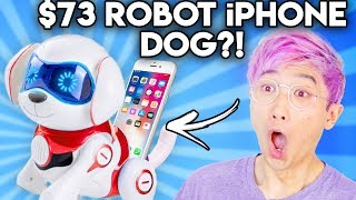 Can You Guess The Price Of These SECRET FEATURE GADGETS!? (GAME)