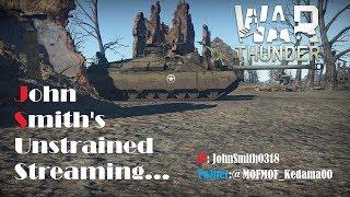 【War Thunder】John Smithの気ままに配信 Part 134 【猛暑】
