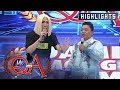 Vice gets shocked at Norman's outfit | It's Showtime Mr Q and A