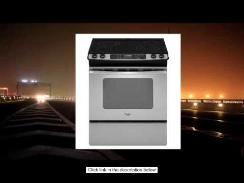 Whirlpool Gy397lxuq Gold 30 White Electric Slide In
