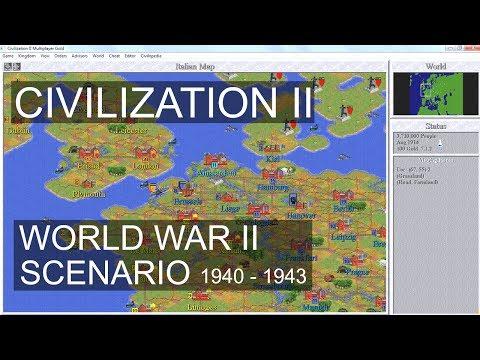 Civilization II: World War II Scenario 1940-1943