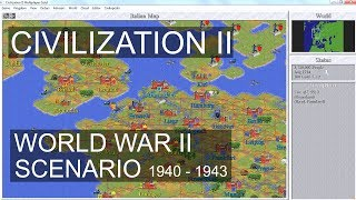Civilization II: World War II Scenario 1940-1943