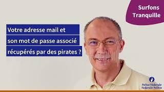 Surfons Tranquille: Votre adresse mail et son mot de passe associé récupérés par des pirates ?