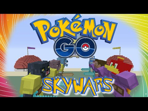 Pokemon GO -|- TEAM SKYWARS -|- Gotta Kill...