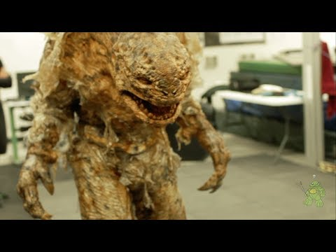 THE OSIRIS CHILD - Behind The Scenes - MAKING MONSTERS