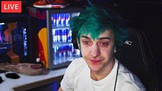 Ninja hat vergessen seinen Stream zu beenden... (Emotional) thumbnail