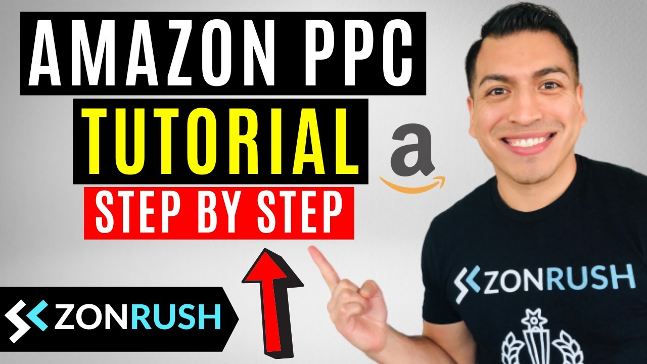 Amazon PPC Tutorial | Finding The BEST Keywords And Create Campaign STEP BY STEP FBA Beginner Guide