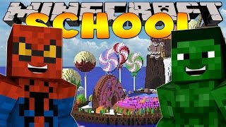 Minecraft School : TRIP TO CANDYLAND!