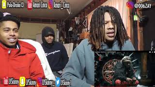 Lil Wayne ft. XXXTENTACION - Don't Cry (Reaction Video)