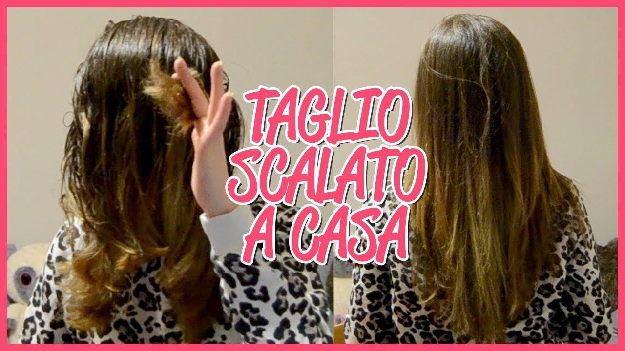 Taglio Capelli Fai Da Te 2018 Vankio Youtube