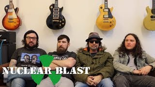 PHIL CAMPBELL AND THE BASTARD SONS - The Age Of Absurdity (OFFICIAL TRACK BY TRACK #2)