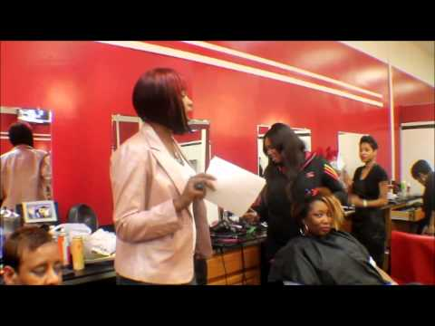 Salon Talk with Stacey at Unique Hair Salon with guest DM Lattisaw