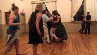 Cumberland Square Eight at the Bluemont Country Dance