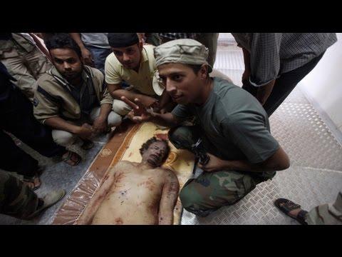 Rätselraten um Gaddafis Todиз YouTube · Длительность: 2 мин6 с