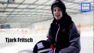 Tjark Fritsch im SNOW DOME Bispingen