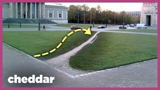 How Footpaths Help Shape Our Technology - Cheddar Explains thumbnail