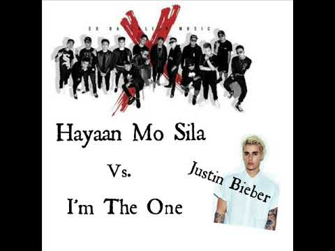 Hayaan Mo Sila Vs. I'm the One (dauntless remix/mashup) - Ex battalion ft. Justin Bieber