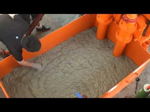 Foam concrete machine for sale