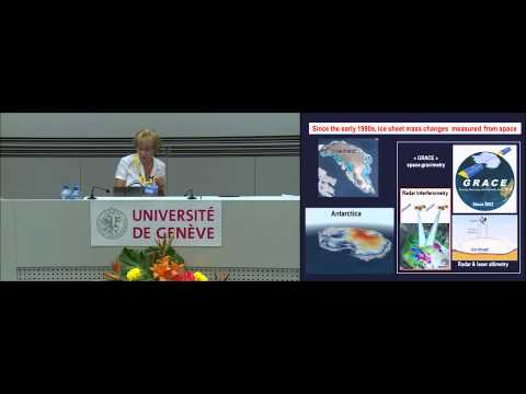 ISC 2014 - Anny Cazenave Keynote Lecture