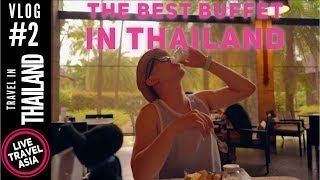 Five Star Best All You Can Eat Breakfast Buffet in Phuket, Maybe the World?