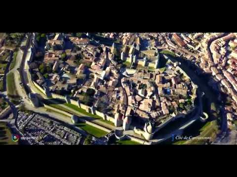 Carcassonne l'une des plus belles villes de France
