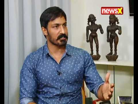 Harish Uthaman speaks to NewsX about his new look in the upcoming movie Nenjil Thunivirundhal