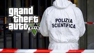 GTA 5 LSPDFR #46 - POLIZIA SCIENTIFICA! (Scene del crimine)