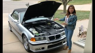 I Surprised My Girlfriend with a BMW M3 for Christmas