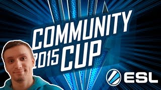 Приглашение на Shards Of War Community Cup 2015