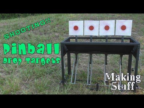 Moving Targets - Shooting Steel