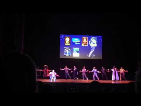 Tommy Tune Awards Best Actor Medley 2018