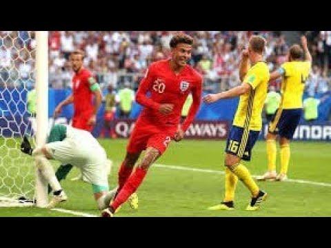 Download Sweden vs England 0-2 - All Goals & Highlights - 07/07/2018 HD World Cup