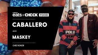 Caballero & Maskey #CheckFood