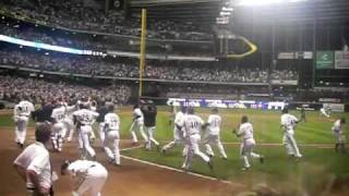 Prince Fielder walk-off home run vs Pittsburgh Pirates 09-23-2008
