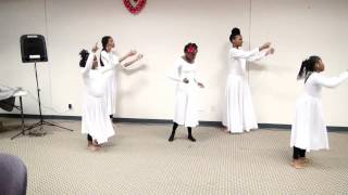 "Mother & Child Valentines Date Night - HCC Christian Dance Ministry "" Turning Around For Me"