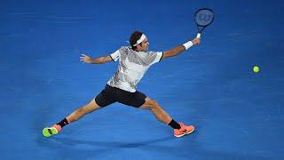 Roger Federer - INSANE Defensive Skills
