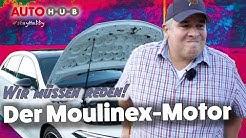 Der Mercedes-Moulinex-Motor // WIR MÜSSEN REDEN!