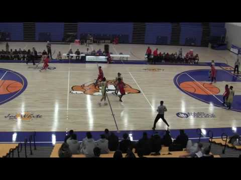 Ohlone vs San Diego City College Men's Basketball FULL GAME 11/18/16