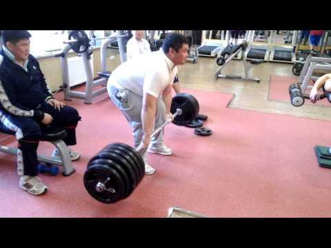Uuganbaatar - Shaviin RAW tatalt 230kg