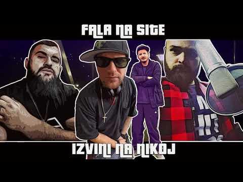 Ma$$ive x Nesho x Sasha ft  Dj Popeye - Fala na Site, Izvini na Nikoj (Prod. by Ma$$ive)
