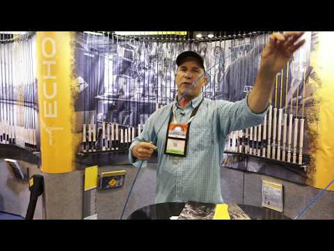 Echo Bad Ass Glass Fly Rods with Tim Rajeff