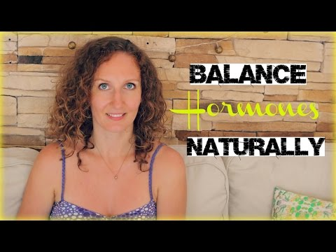 Quitting Birth Control Pills - Balance Female Hormones Naturally - Tips for Hormonal Imbalance