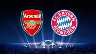| UEFA Champions League | Optimi | Arsenal - Bayern 1-5 | REZUMAT |