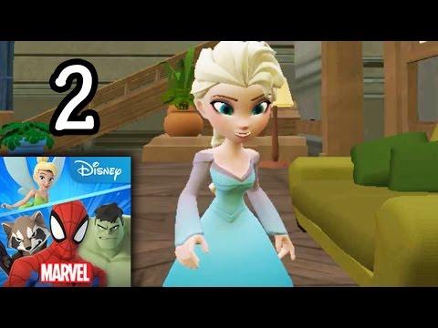 Disney Infinity: Toy Box 2.0 - Frozen's Elsa [Episode 2] [iPad/Android]